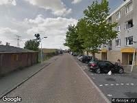Ambulance naar Hof van Zaenden in Zaandam