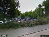 Ambulance naar Panneroodstraat in Zaandam