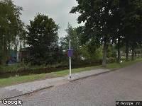 Ambulance naar Brandakkerstraat in Assendelft