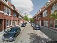 112 melding Ambulance naar Ampèrestraat in Schiedam