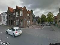 112 melding Ambulance naar Fluwelensingel in Gouda
