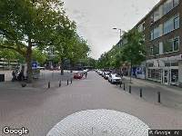 Ambulance naar Peppelweg in Rotterdam
