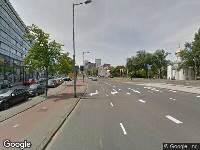 Ambulance naar Vasteland in Rotterdam