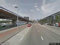 Ambulance naar Maashaven O.z. in Rotterdam