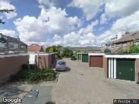 Ambulance naar Merelslag in De Hoef