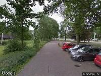 112 melding Brandweer naar Kögllaan in Utrecht