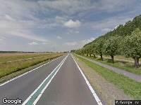 112 melding Brandweer naar Langeweg in Axel
