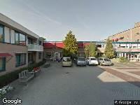 112 melding Besteld ambulance vervoer naar De Santmark in Castricum