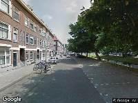112 melding Ambulance naar Snelliussingel in Schiedam