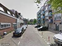 112 melding Brandweer naar Veerhuis in Leiden