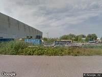 112 melding Brandweer naar Van der Hoopstraat in Krimpen aan den IJssel