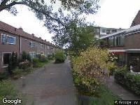 112 melding Ambulance naar Antonie Heinsiusstraat in Vlaardingen