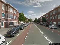 112 melding Ambulance naar Driebergenstraat in 's-Gravenhage