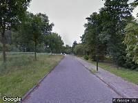Ambulance naar Sportparkweg in Leidschendam