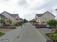 112 melding Brandweer naar Ulemar in Leeuwarden
