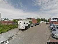 112 melding Ambulance naar Bertram in Uithoorn