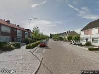 112 melding Traumahelikopter naar J S Bachstraat in Nieuwerkerk aan den IJssel