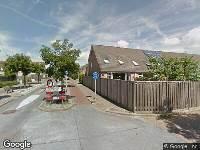 Brandweer naar Provincieroute in Zwolle