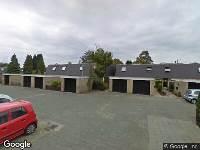 112 melding Ambulance naar Weezenhof in Nijmegen