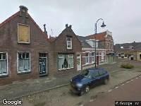 112 melding Ambulance naar Ring in Sint-Annaland