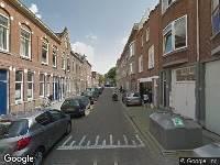 Brandweer naar Wolphaertstraat in Rotterdam