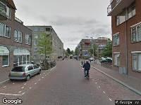 112 melding Politie naar Koningstraat in 's-Gravenhage