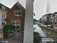 Ambulance naar Breedstraat in Maarssen