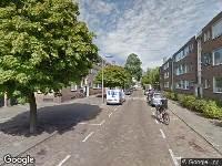 112 melding Ambulance naar Vergeet-mij-nietstraat in Rotterdam