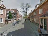 Ambulance naar Bremstraat in Amsterdam