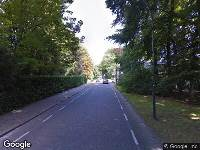 Ambulance naar Ridderstraat in Oosterhout