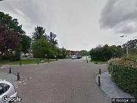 112 melding Brandweer naar 's Gravenlust in Velsen-Zuid