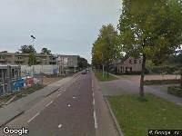 Ambulance naar Burgemeester Manderslaan in Zundert