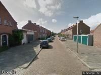 Ambulance naar Prunusstraat in Waddinxveen