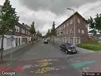 Brandweer naar Rembrandtlaan in Zwolle