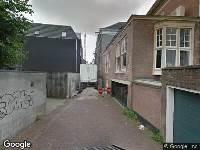 Brandweer naar Kalverstraat in Zwolle