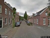 112 melding Ambulance naar Voornsestraat in Schiedam