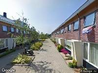 112 melding Ambulance naar P.C.Boutensstraat in Alkmaar