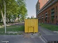 112 melding Ambulance naar Palmyraplaats in Delft