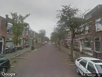 112 melding Ambulance naar IJssellaan in Gouda
