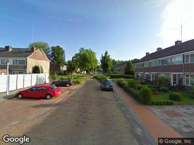 Brandweer naar Willem Lodewijkstrjitte in Kootstertille