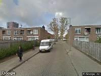 112 melding Ambulance naar Geertruidenbergstraat in Rotterdam