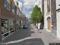 112 melding Ambulance naar Dam in Schiedam