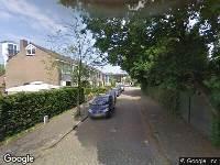 112 melding Ambulance naar IJsselstraat in Krimpen aan den IJssel