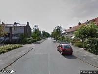 112 melding Brandweer naar Pieter Langendijkstraat in Alkmaar