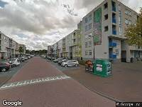 Ambulance naar Alexander Dumaslaan in Amsterdam