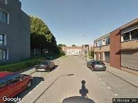 112 melding Ambulance naar Generaal de Wetstraat in Tilburg