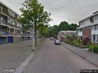 112 melding Ambulance naar Kasteel Amerongenstraat in Tilburg