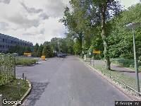 112 melding Besteld ambulance vervoer naar Charlotte Jacobslaan in 's-Gravenhage