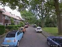 Ambulance naar Faradaystraat in Haarlem
