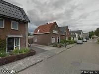 Ambulance naar Burgemeester van Roijstraat in Veghel